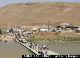 Iraqi Helicopter Crashes During Aid Mission To Yazidis