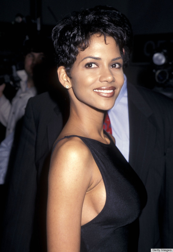 Miraculous An Ode To Halle Berrys Pixie Huffpost Short Hairstyles For Black Women Fulllsitofus