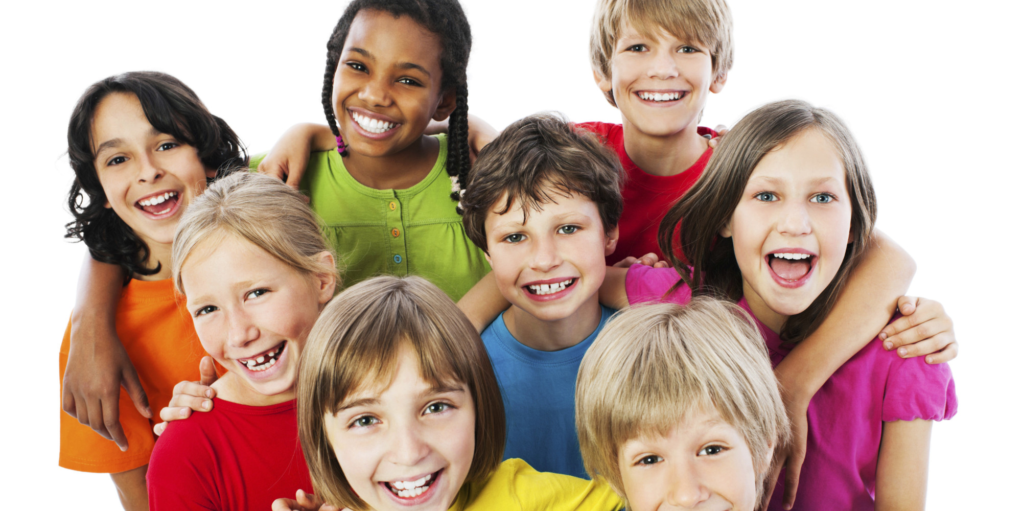 Image result for BUNCH OF SMILING KIDS