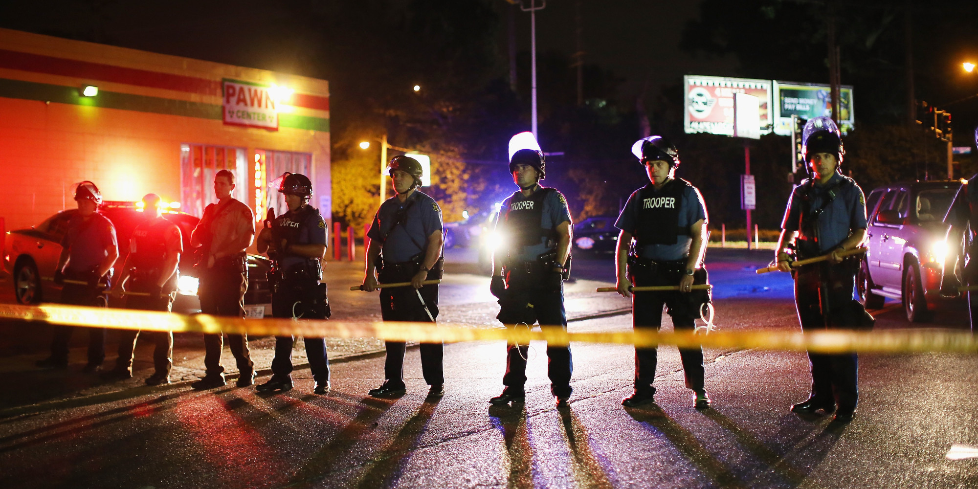police officer caught on video calling michael brown