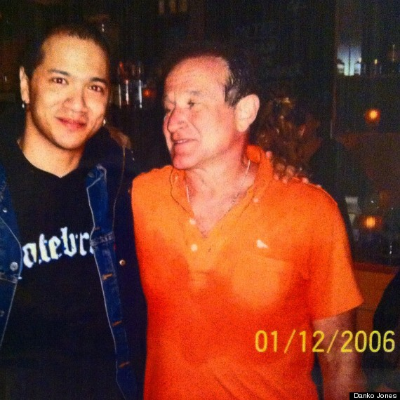 danko jones and robin williams