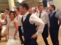 This Is What Happens When 'Riverdance' Pros Get Married
