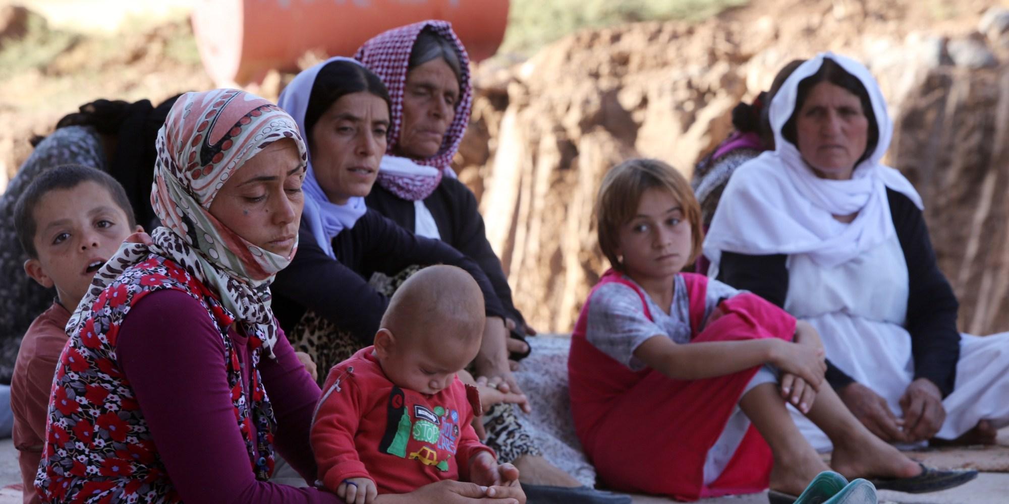Yazidi People Yazidi Religiou...