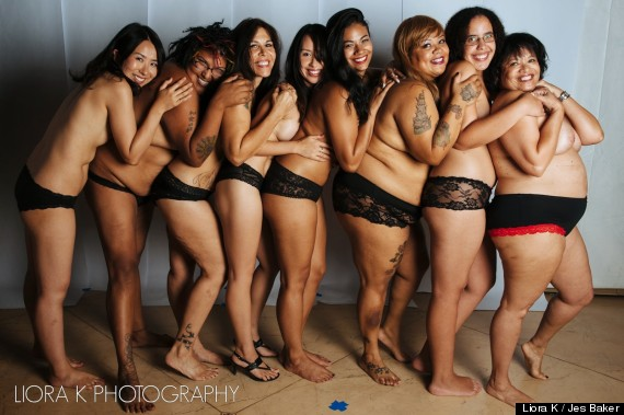 96 bodies you won t see on billboards but should huffpost