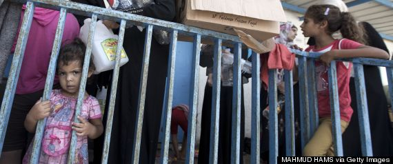 jabaliya refugee camp attack