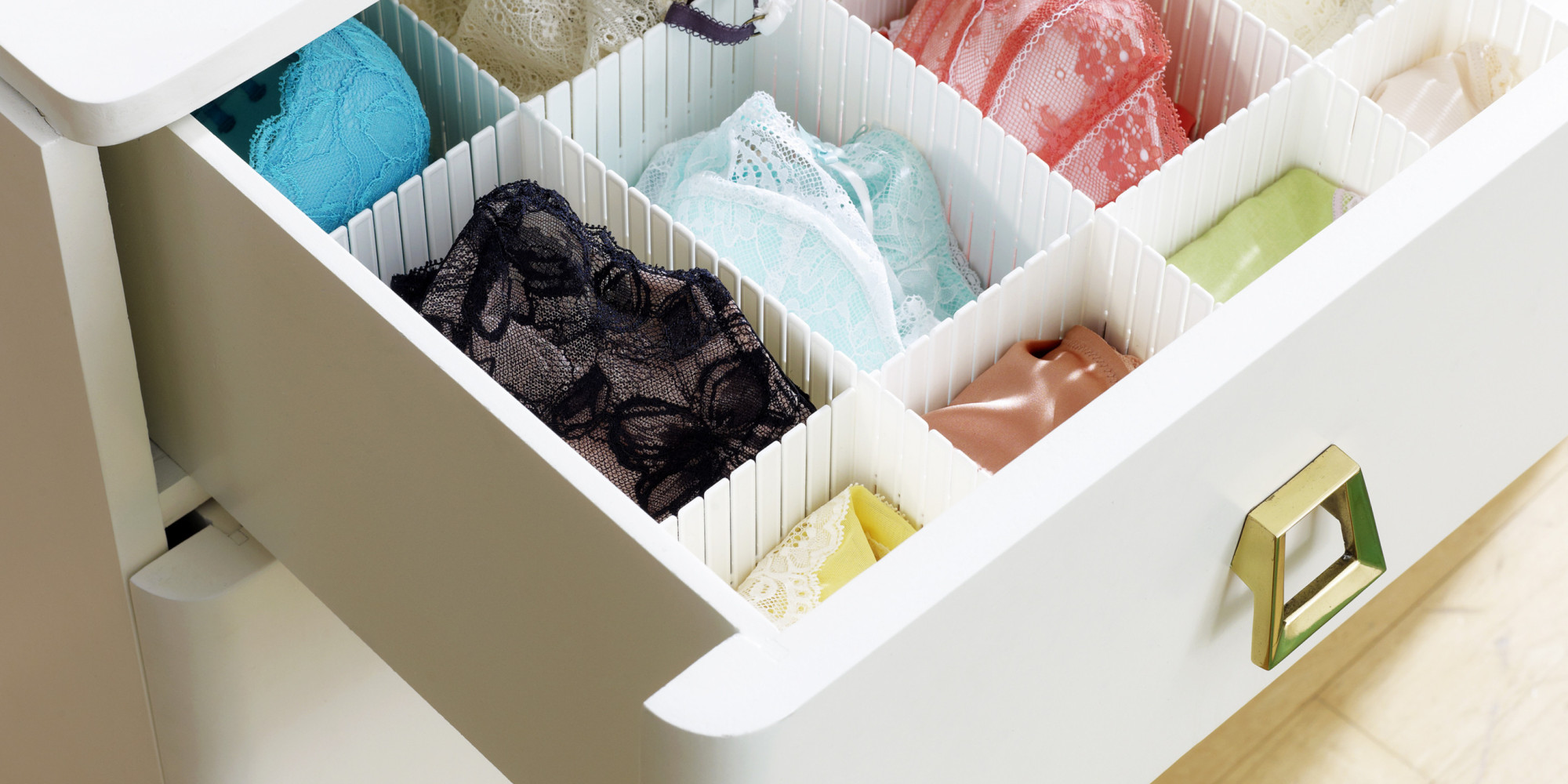 The Only Dresser Organization Hacks You Ll Ever Need Huffpost
