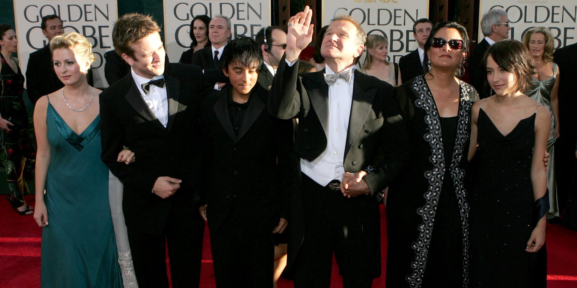 Robin Williams Family O robin williams zelda