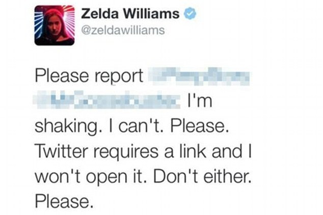zelda williams twitter