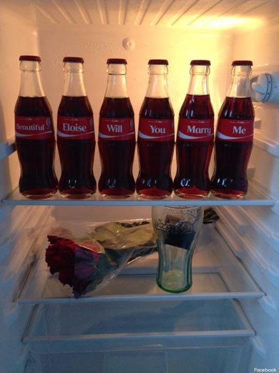 mariage cocacola