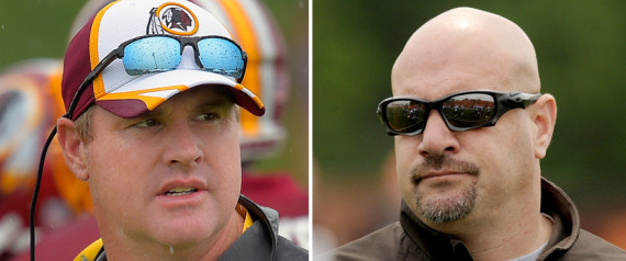JAY GRUDEN MIKE PETTINE