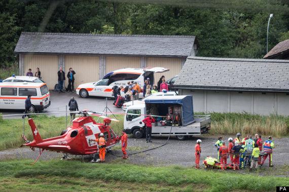 switzerland victims