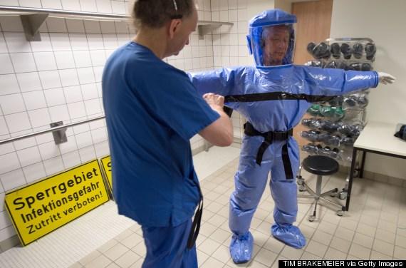 ebola germany