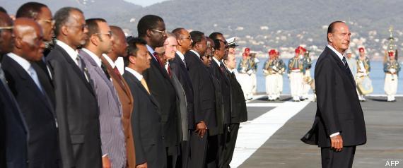 chirac debarquement provence
