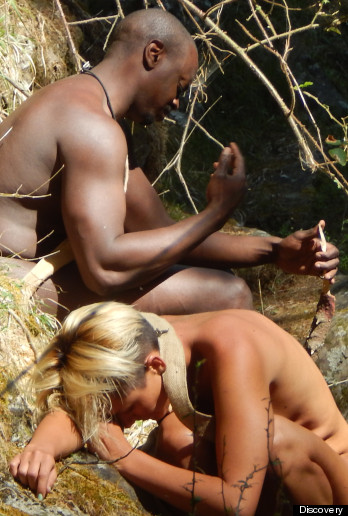 naked and afraid are they having sex