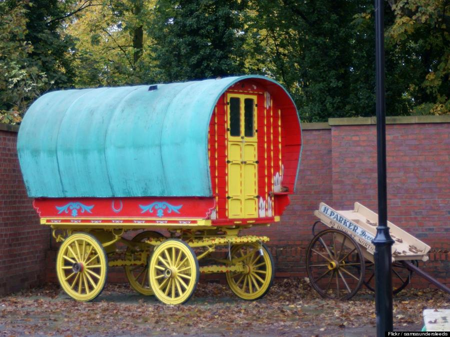 Awesome Find This Pin And More On Gypsy Caravan Bohemiangypsycaravan  This Would Be Fun In The Back Yard Back Yard Train  This Would Be Great To Have In A Large Backyard Fun Place To Have Dinner In The Summer, Or To Just Relax In A