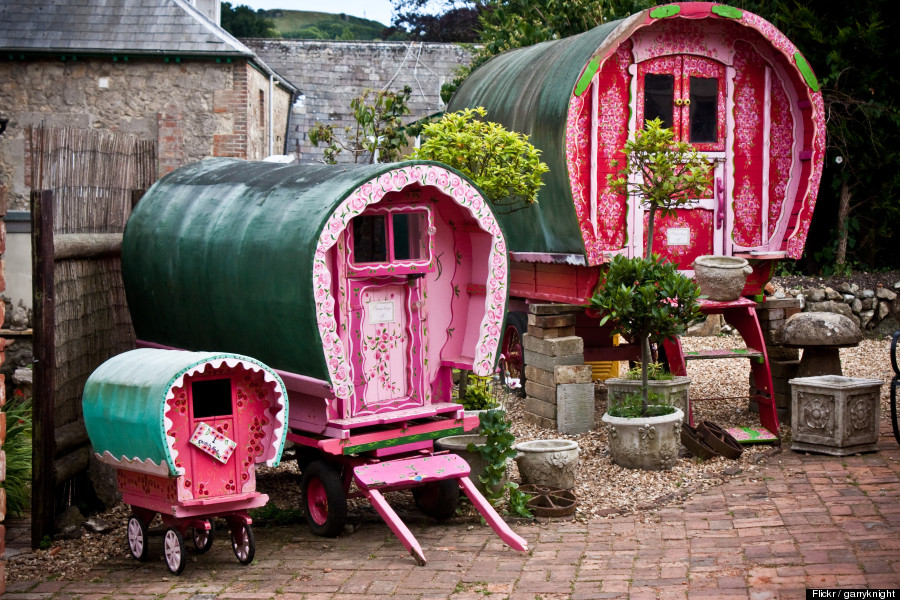 Popular 17 Best Images About Gypsy Wagons On Pinterest  Modern Gypsy Sitting