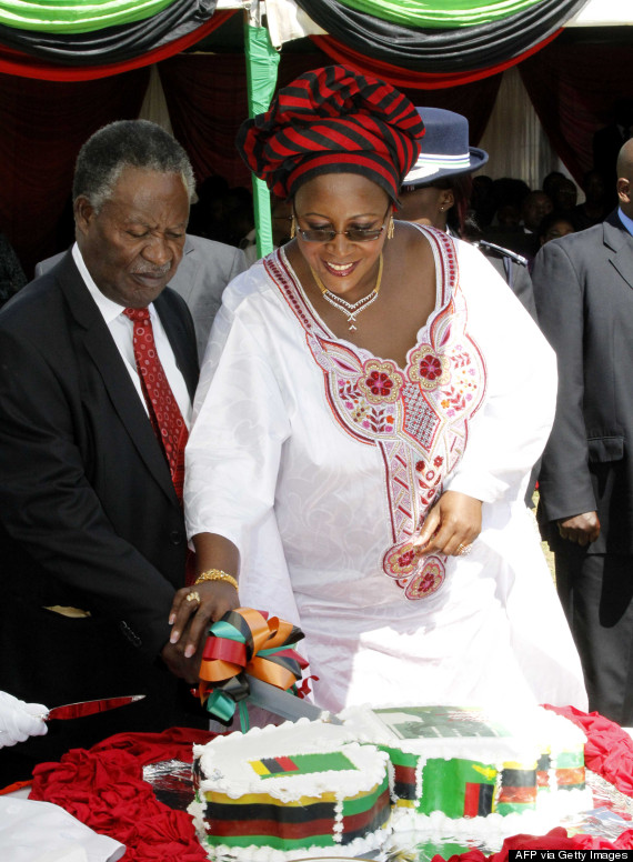 zambia first lady