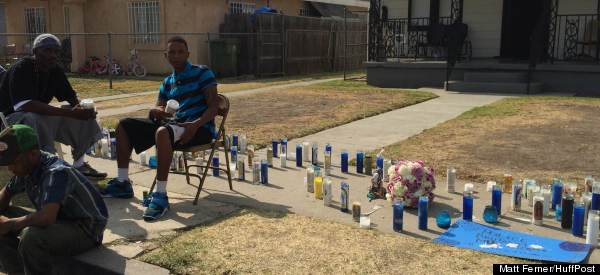 LAPD Names Two Officers Involved In Killing Of Mentally Ill Man