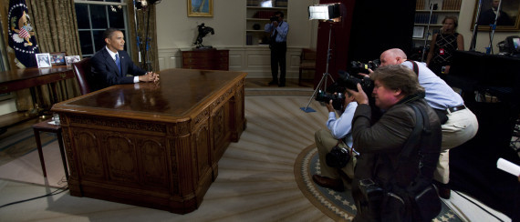 Oval Office Speech