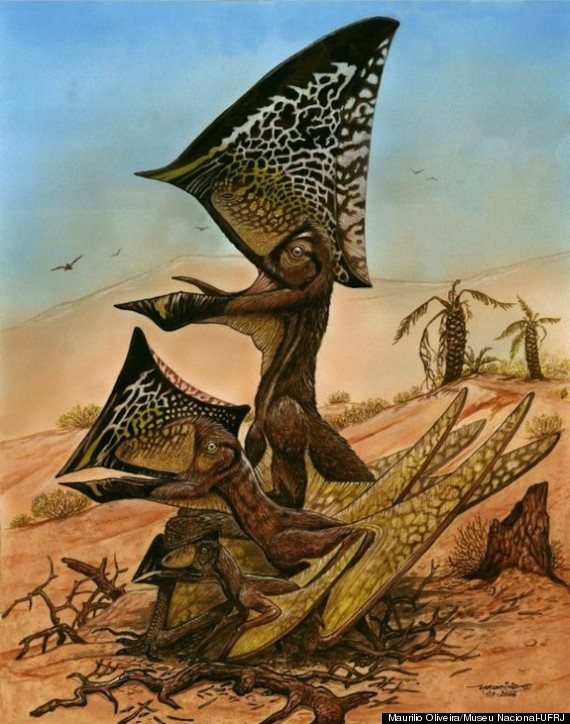 ancient flying reptiles