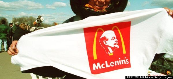 McLenin's: The Taste of Communism