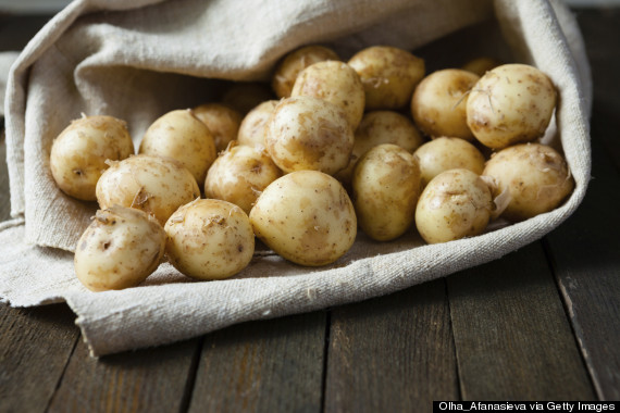 potato health benefits