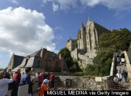 You Can Now Walk To Mont Saint-Michel