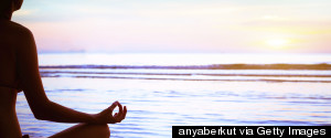 MEDITATION BEACH HAND