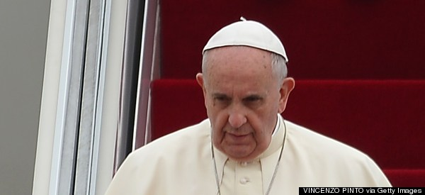 North Korea Fires Rockets As Pope Makes Historic Visit