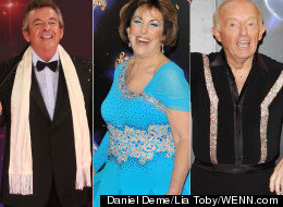 'Strictly' Bosses Ban 'Old Duffers'?