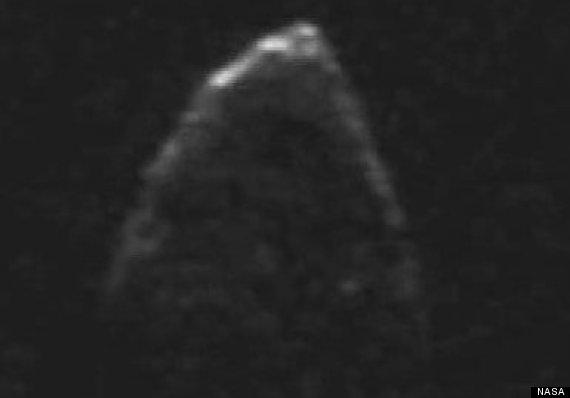 asteroid hitting earth dust - photo #38