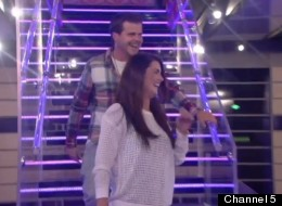 Helen And Chris Give The 'BB' Housemates A Shock