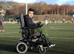 You Won't Believe Who This Wheelchair-Bound Coach Has Joined