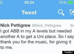 Man Tweets Obviously Fake A-Level Results, Universities Get Excited And Offer Him Places