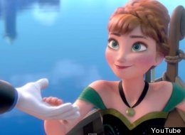 'Fifty Shades Of Frozen' Is The Trailer Mashup We Never Knew We Wanted