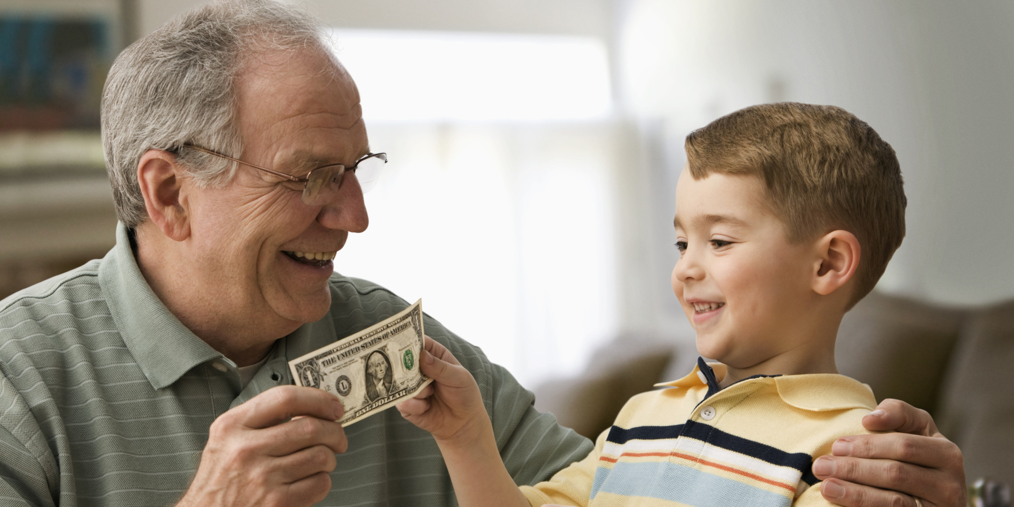 How to Give Money to Grandchildren
