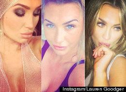 Lauren's Saucy Selfies