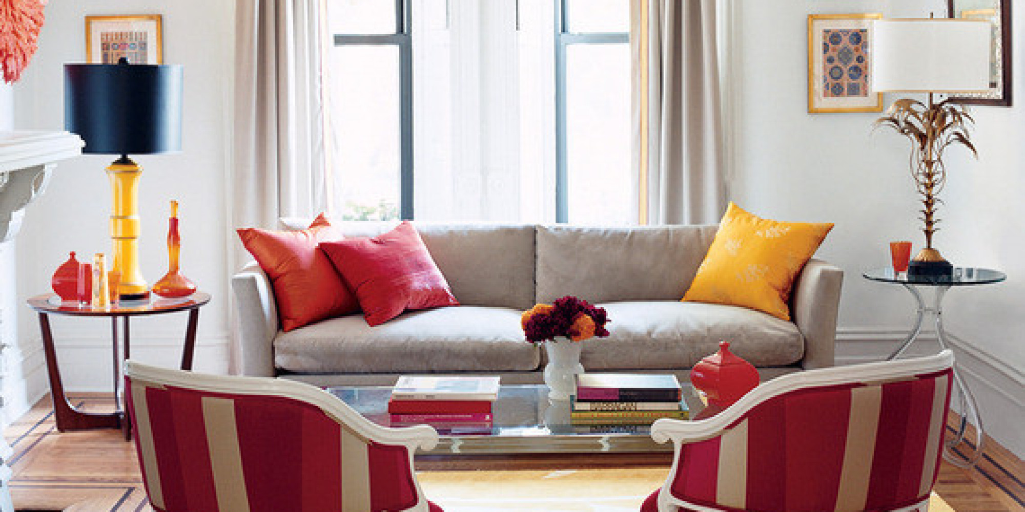 8 Unbelievable Living Room Makeovers HuffPost