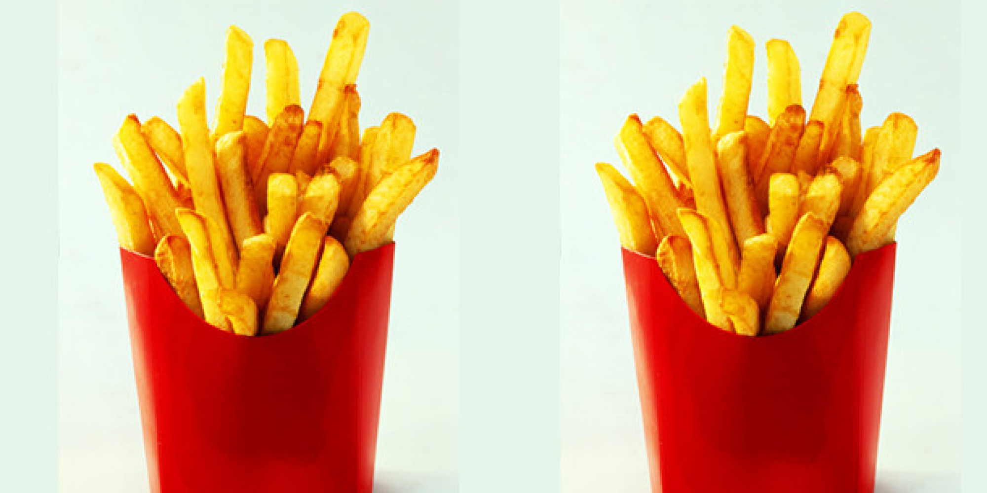Fast Food Sweet Potato Fries