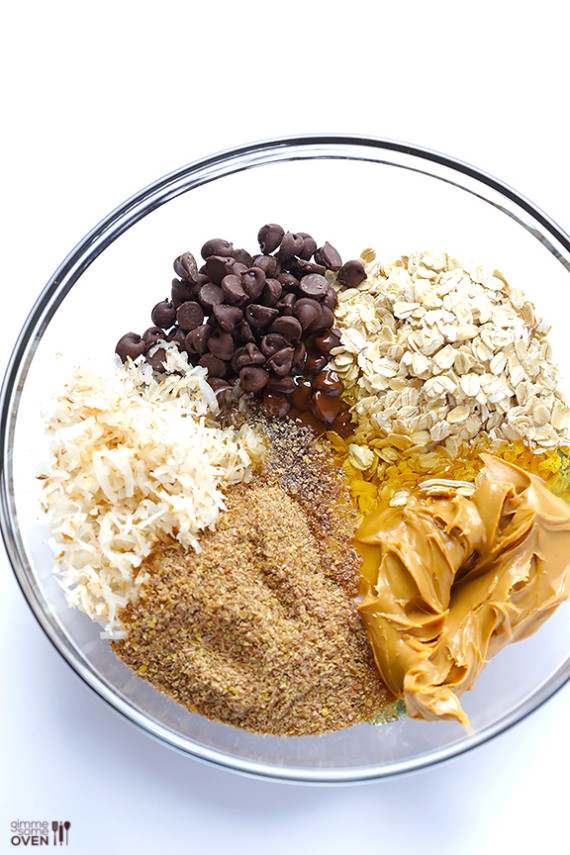 no bake energy ingredients