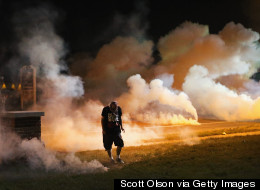 Ferguson Police Chief: If You Get Tear-Gassed, It's Your Own Fault