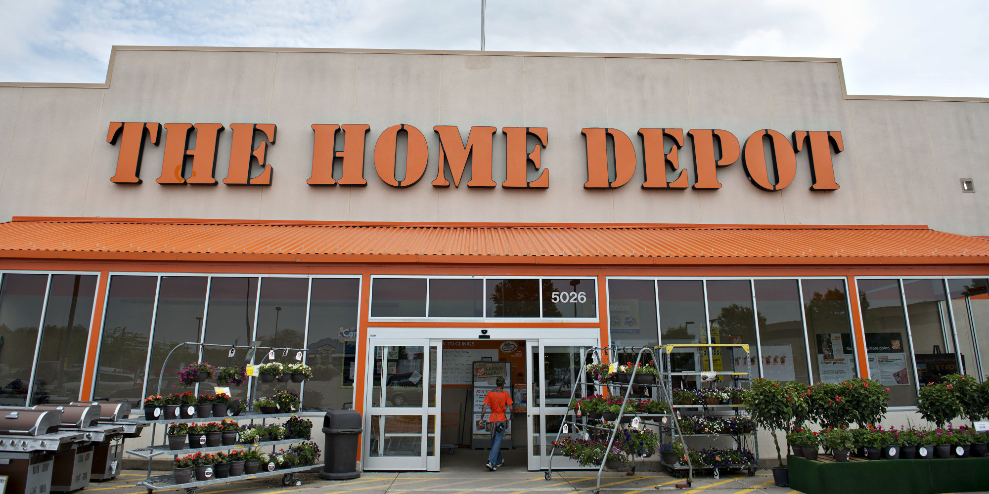 The Home Depot Inc. or Home Depot is an American home improvement supplies retailing company that sells tools, construction products, and services. The company is headquartered at the Atlanta Store Support Center in unincorporated Cobb County, Georgia (with an Atlanta mailing address).