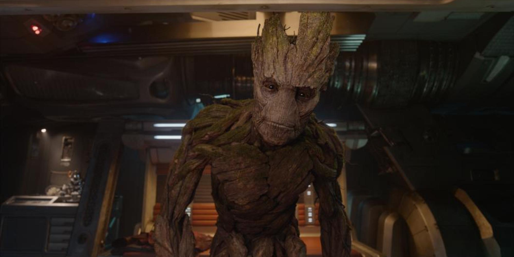The best part of guardians of the galaxy is online now