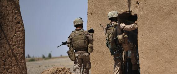UNITED STATES MARINES AFGHANISTAN