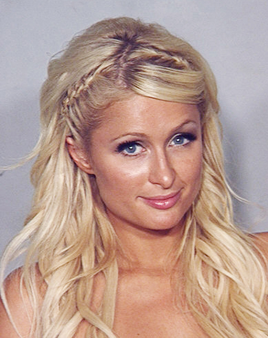 Paris Hilton s NEW Mugshot Paris Hilton