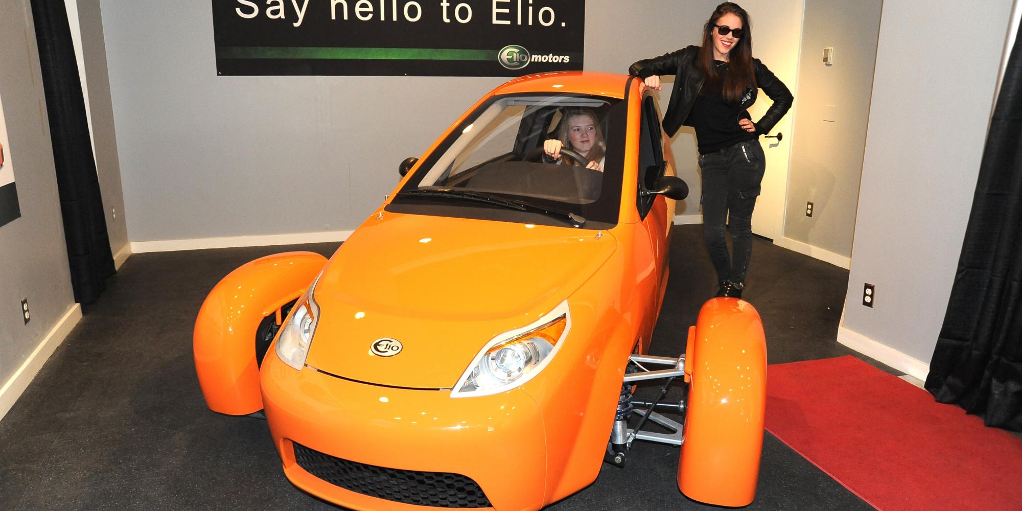 Facebook Elio Motors Autos Post