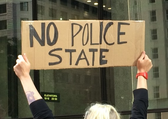 no state police