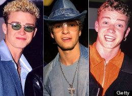 Remember When JT Looked Like This...