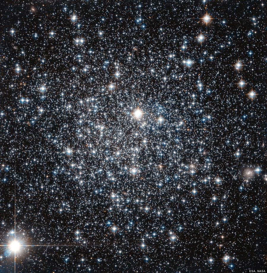 hubble globular cluster
