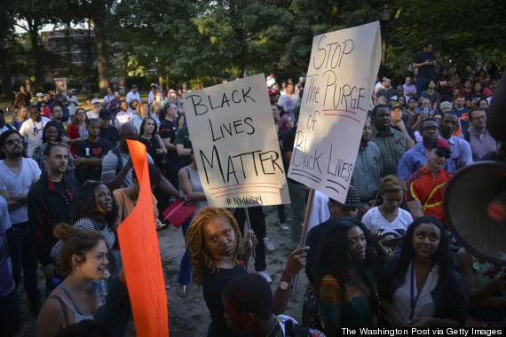 michael brown vigil
